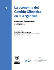 LA ECONOMÍA DEL CAMBIO CLIMÁTICO EN LA ARGENTINA III